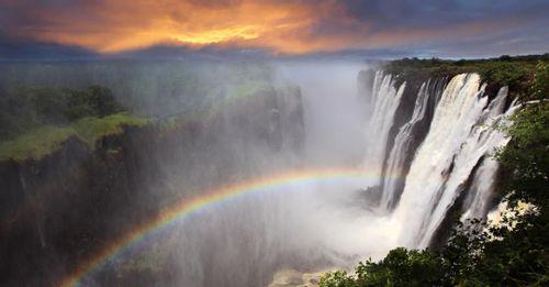 Experience Victoria Falls