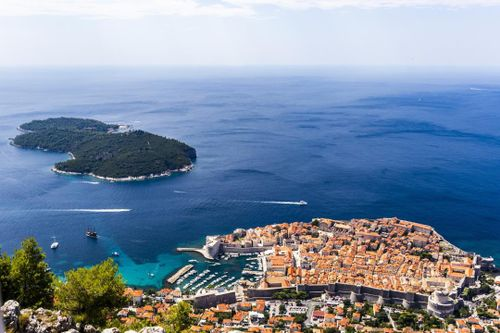 Srd Mountain – Dubrovnik Cable Car