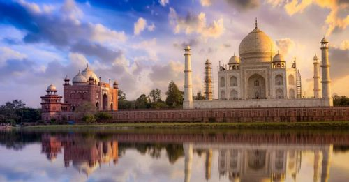 Agra – The Taj Mahal