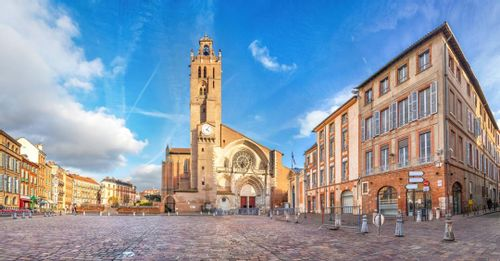 Historical Walking Tour of Toulouse