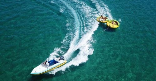 Get the Adrenaline Pumping with Watersports