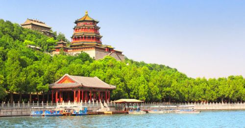 See the iconic Summer Palace