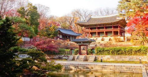 Changdeokgung Palace – Seoul, Korea