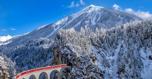 Take a Scenic Train Journey