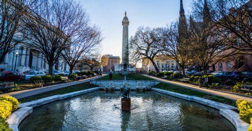 View the Washington Monument