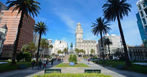 Famous Landmarks in Montevideo