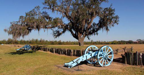 Visit the Chalmette Battlefield