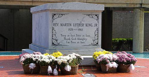 Martin Luther King Jr. National Historic Park – Atlanta