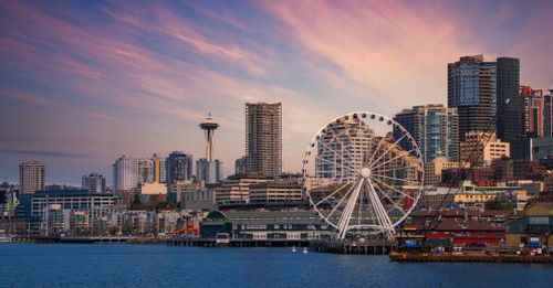 Ride the Seattle Great Wheel