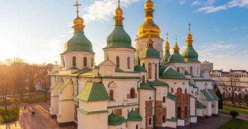 Admire Saint Sophia Cathedral