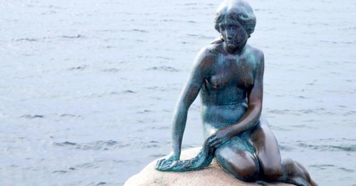 Visit The Little Mermaid statue