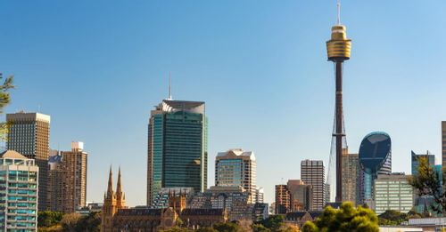 Get the best views from the Sydney Tower Eye