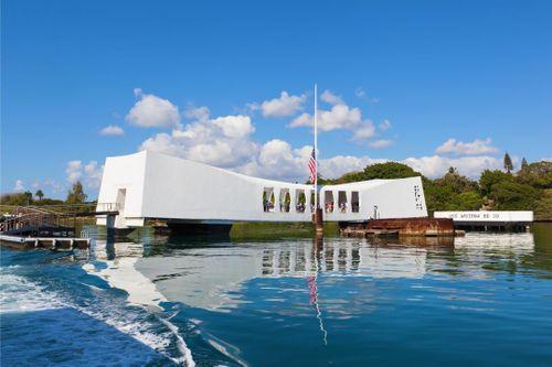 1. Pearl Harbor National Memoria