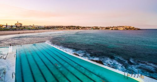 Relax on Bondi Beach