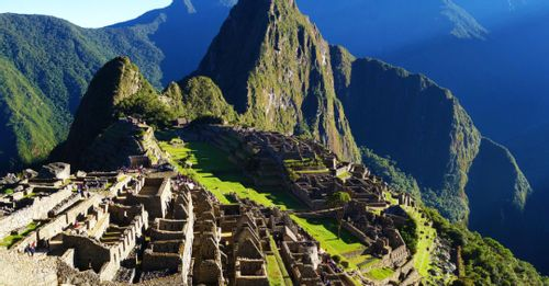 Visit Machu Picchu, one of the New Seven Wonders of the World