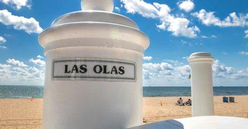 Stroll Las Olas Boulevard