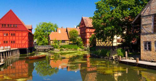 Take a trip to Aarhus