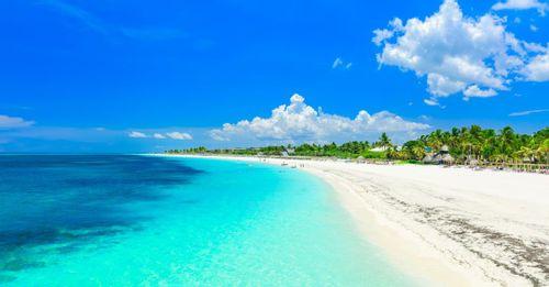Swim at Cayo Coco