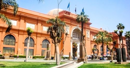Learn at The Egyptian Museum
