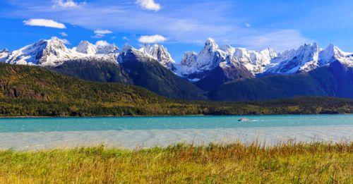 8. Enjoy luxury Cruisetour of Alaska Skagway spectacular sites