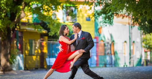 Grab a dance partner and visit a famous Tango club to learn how to dance Tango