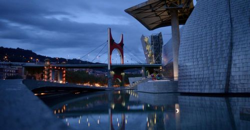 Visit the Guggenheim Museum in Bilbao