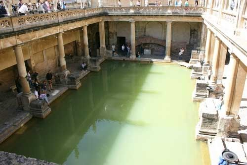 Tour the Roman Baths