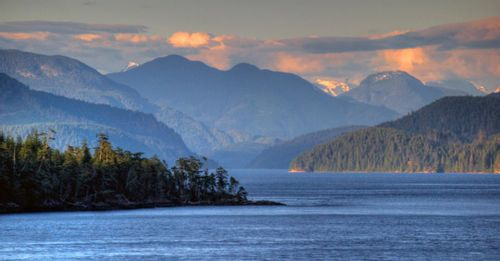 1. Scenic Cruising of Alaska Inside Passage, Glacier Bay, and Ketchikan