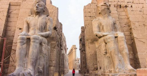 See Luxor Temple