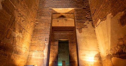 Temple of Isis or the Philae Temple (Agilika Island/Aswan)