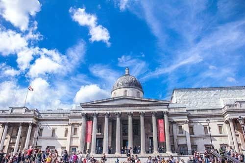 Explore World Famous Art at the National Gallery