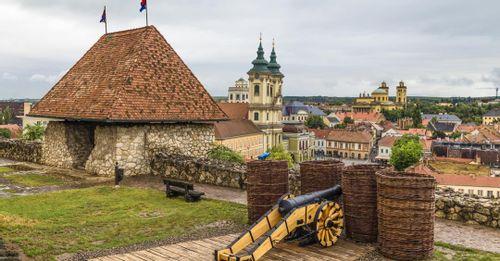Explore Eger Castle