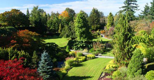 Explore Queen Elizabeth Park