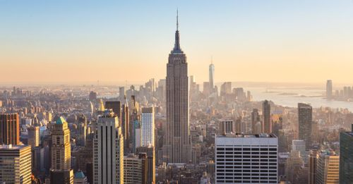 See NYC from above at the Empire State Building