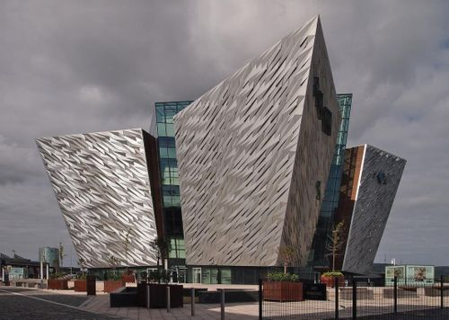 Learn About History at the Titanic Belfast