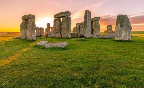 Marvel at Stonehenge