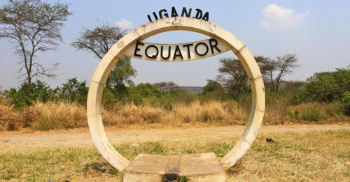 Straddle the Equator