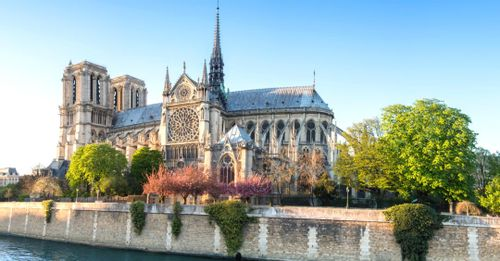 Explore the Cathedral of Notre Dame