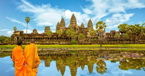 Explore Angkor Wat