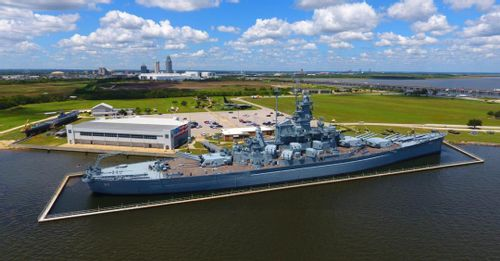 Explore the USS Alabama Battleship Memorial Park