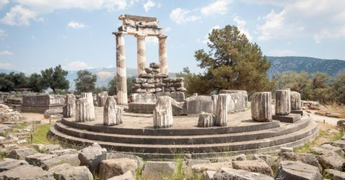 Explore Ancient Delphi