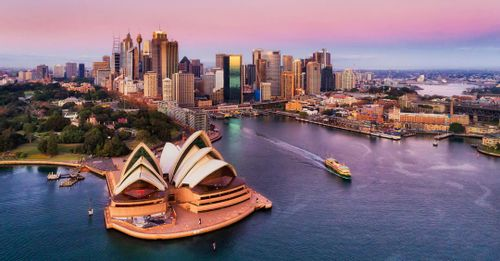 Take a Sydney Harbour Cruise for incredible views of the Sydney Opera House