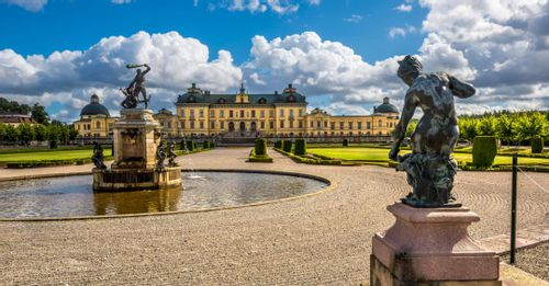 Drottningholm Palace - Lovo Island