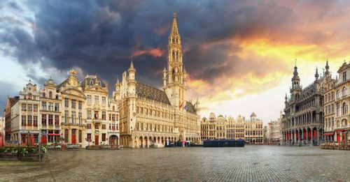 Witness the beauty of Grand Place, Europe's most beautiful squares