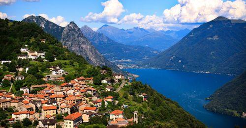 Visit Captivating Lake Lugano