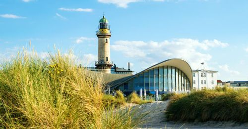 Warnemünde Lighthouse