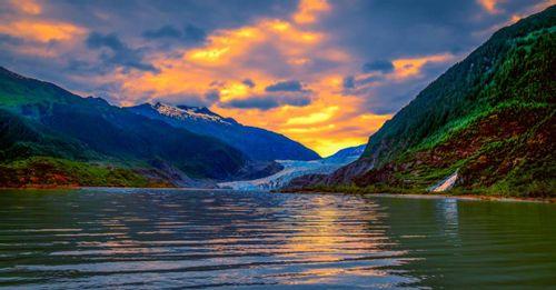 7. Scenic Cruising the Inside Passage of Alaska