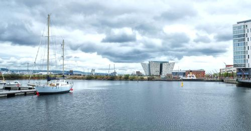 Immerse Yourself in Maritime History at Titanic Belfast