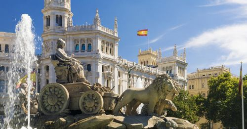 Discover Beautiful Madrid