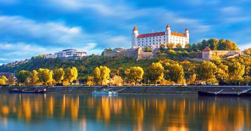 Visit Bratislava Castle